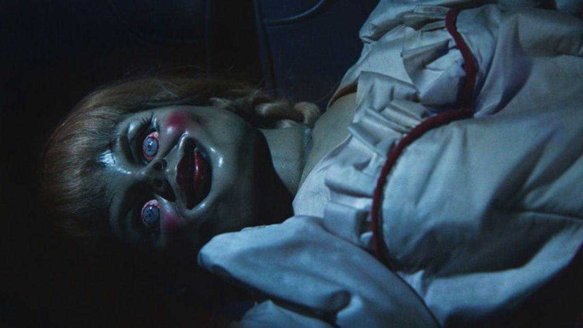 """Esta sería la historia real tras """"Annabelle"""", la muñeca embrujada del cine"""