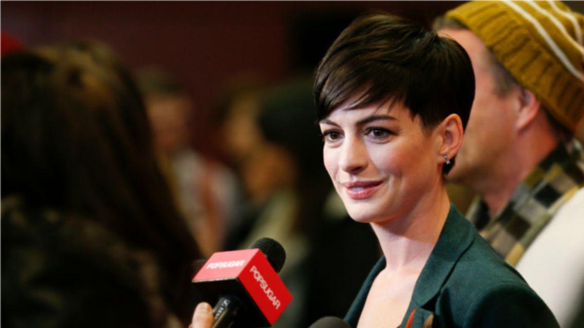 Anne Hathaway será Judy Garland en nueva película