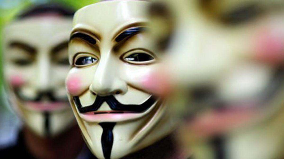 Anonymous ataca webs de pornografía infantil