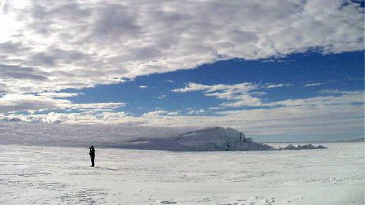 Hallazgo: más de 3.500 formas de vida en lago de la Antártica
