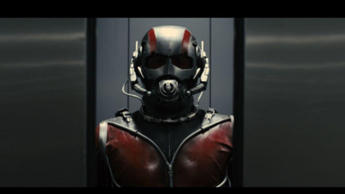 """Revelan primera imagen oficial de """"Ant-Man"""", la nueva apuesta de Marvel"""