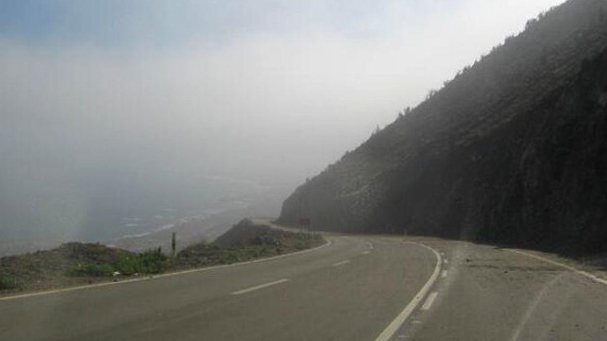 Accidente en ruta entre Taltal y Antofagasta deja un fallecido