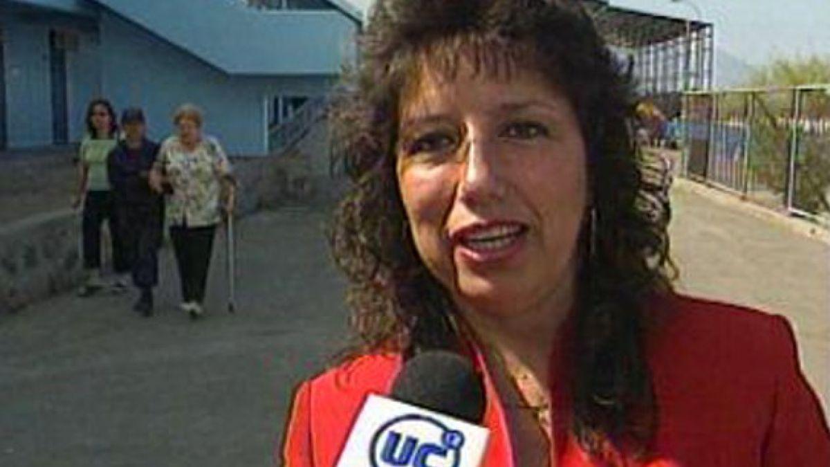 En prisión preventiva quedó la ex intendenta de Tarapacá