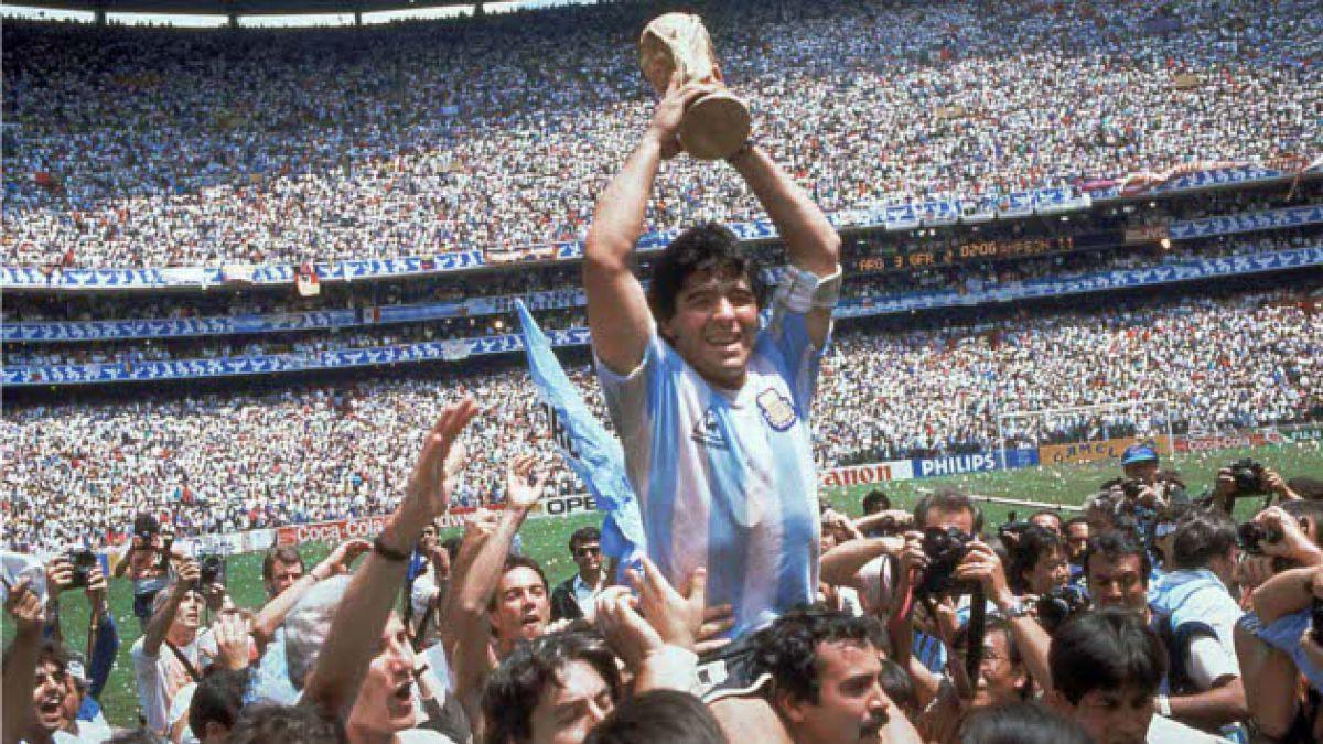 Viralizan video inédito de joyita de Diego Maradona
