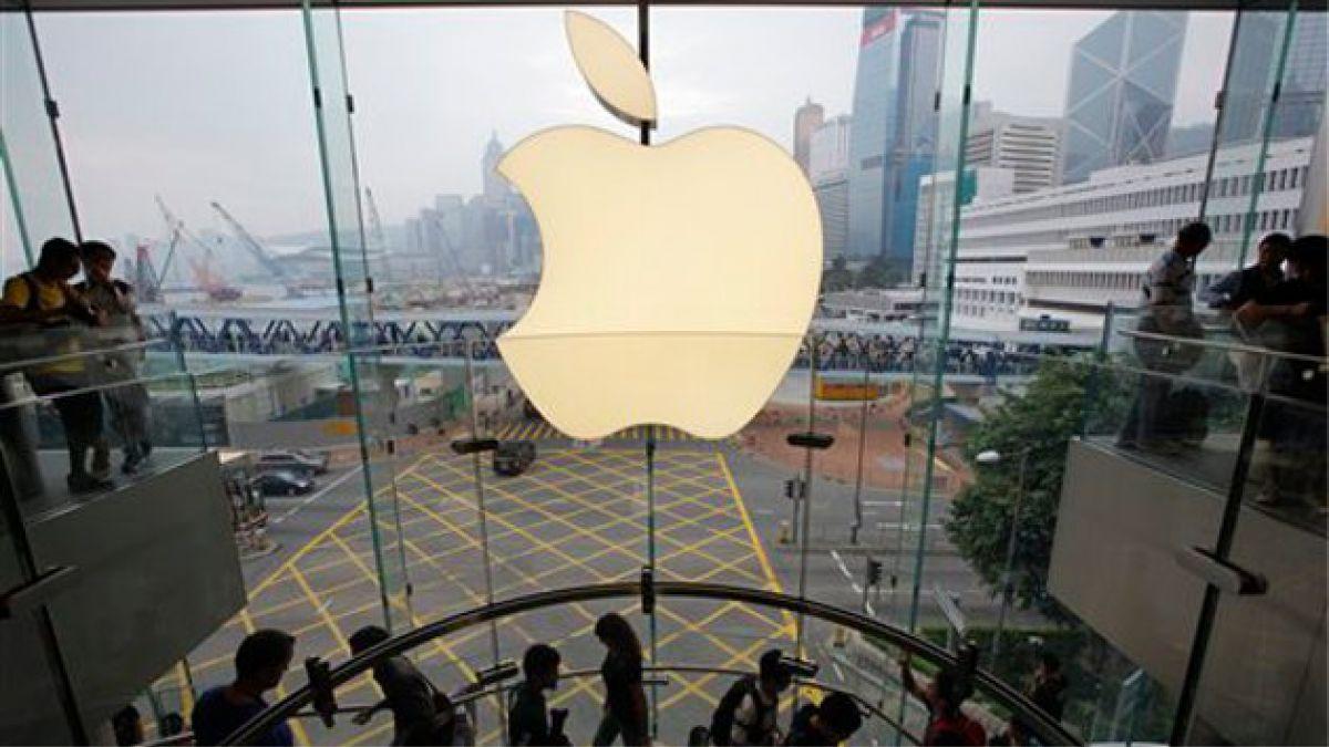 Un teléfono de 5 pulgadas sería el nuevo invento de Apple