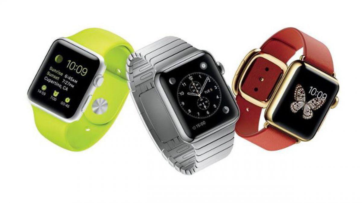 Cómo es el Apple Watch frente a sus rivales que ya están en el mercado