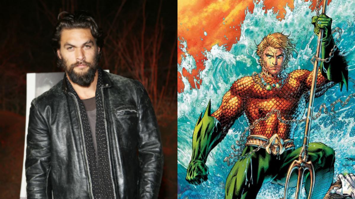 """Actor de """"Game of Thrones"""" interpretará a Aquaman en el cine"""