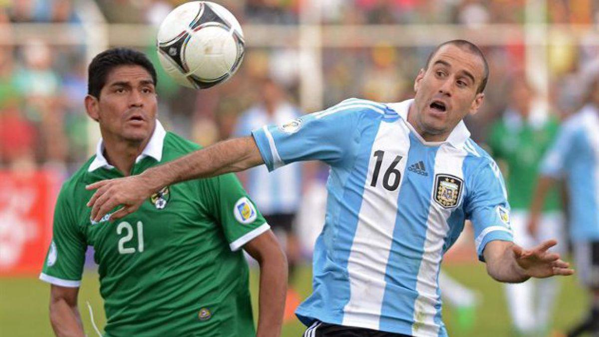 Eliminatorias: Argentina empata con Bolivia en La Paz