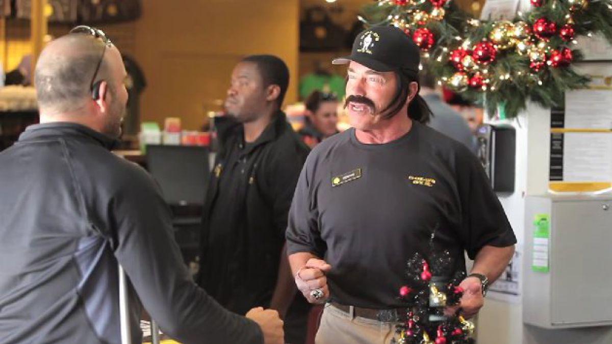 Arnold Schwarzenegger protagoniza cámara escondida por buena causa