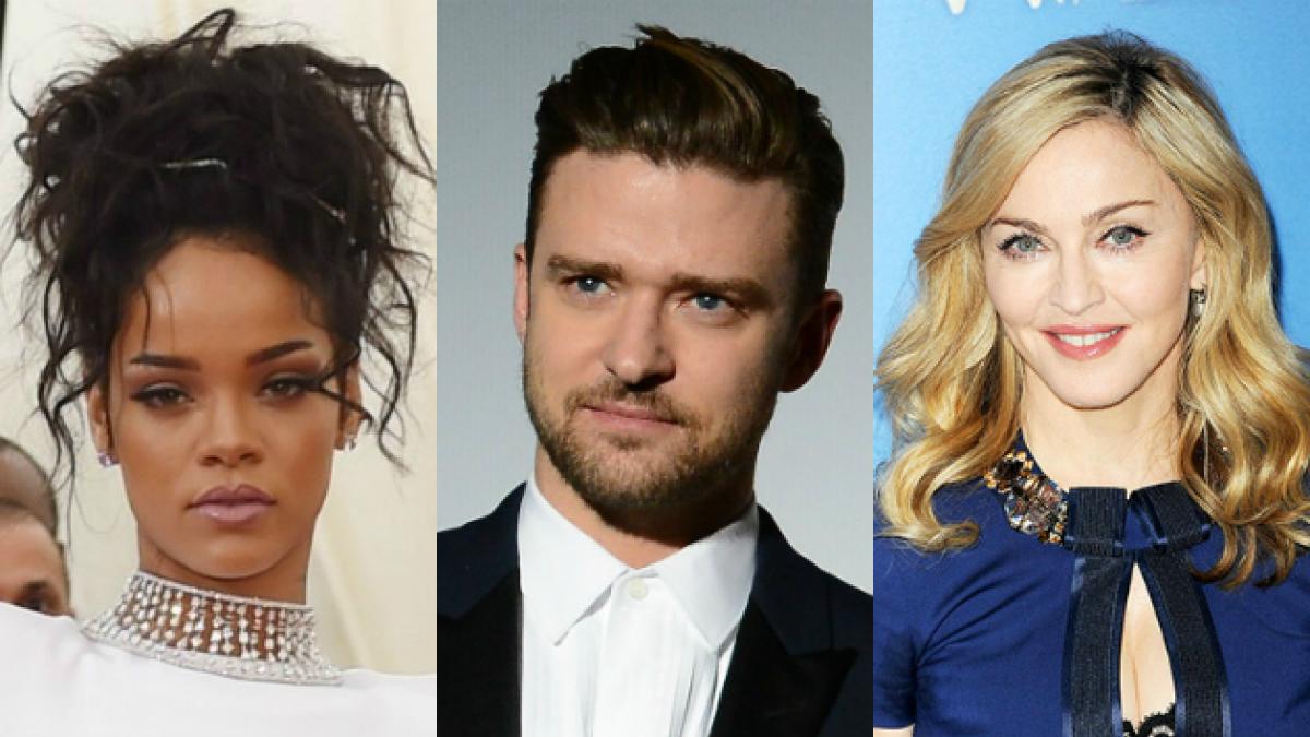 """De Los Beatles a Rihanna: Las 50 """"estrellas"""" más grandes del pop, según Time"""