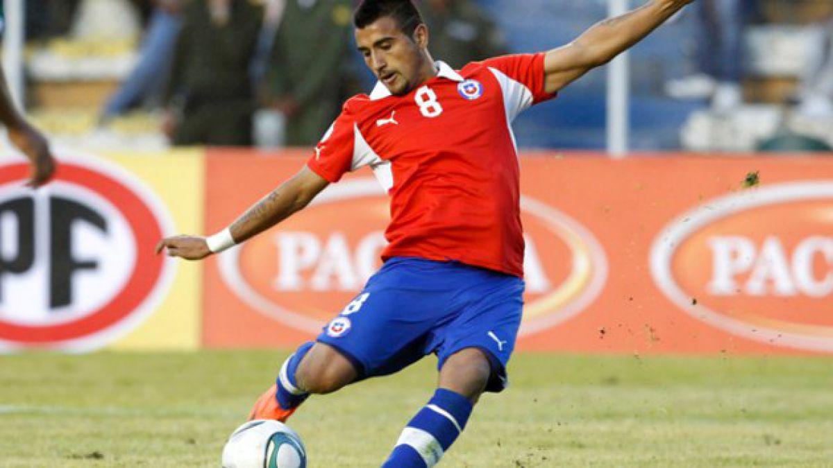 Sampaoli prueba a Vidal en la oncena titular que enfrentará a Australia