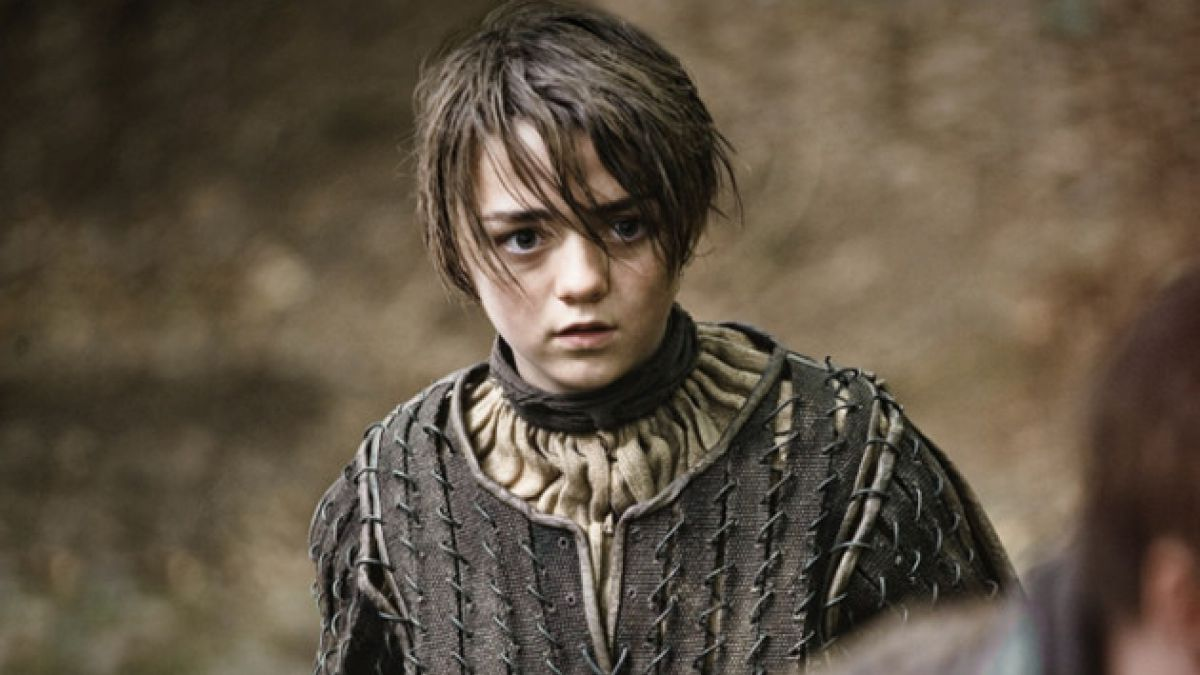 "Este sería el destino de Arya Stark en la quinta temporada de ""Game of Thrones"""