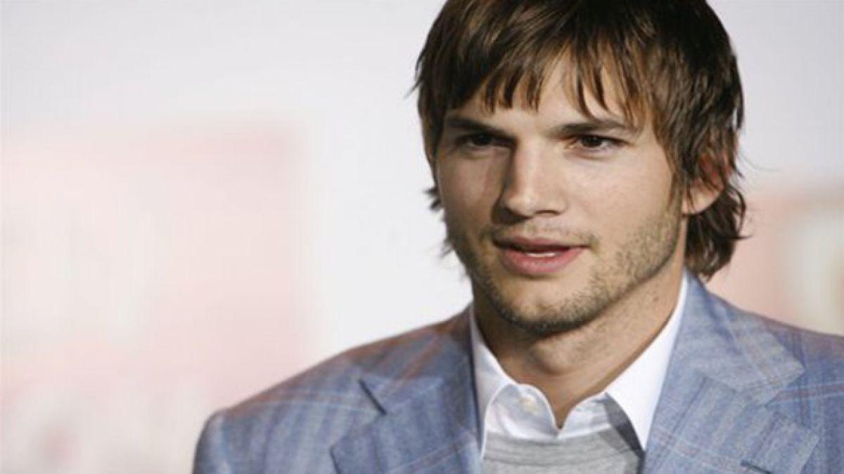 Ashton Kutcher viajará al espacio