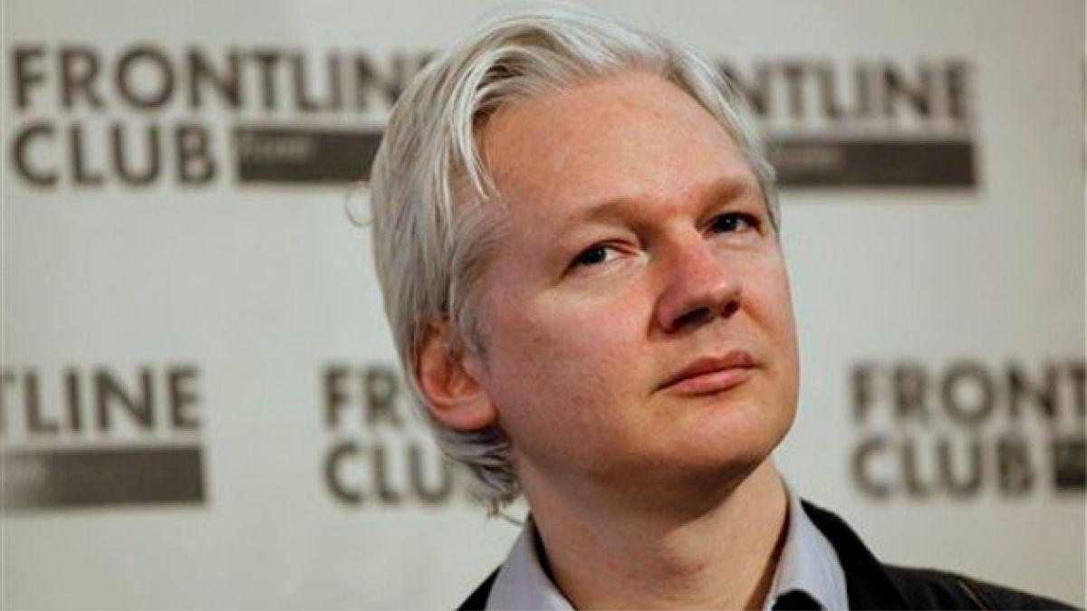 Assange agradece a Ecuador asilo diplomático