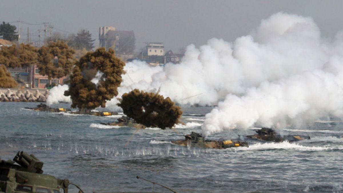 Intercambio de fuego entre las 2 Coreas en el Mar Amarillo reactiva conflicto