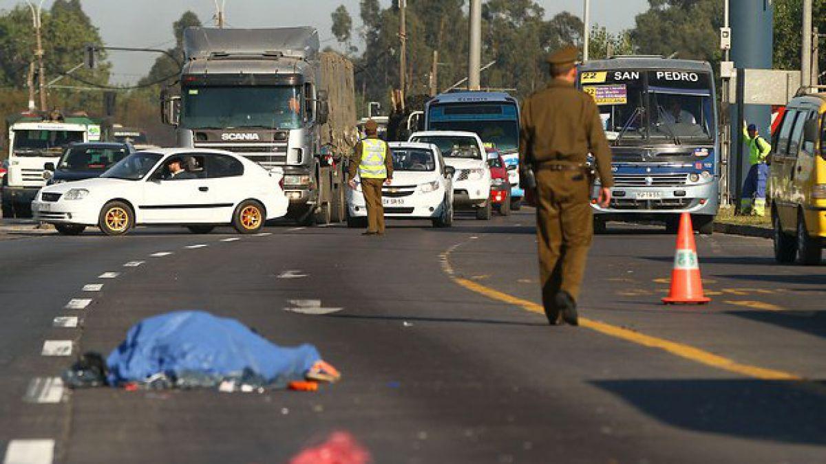 Madre e hija murieron atropelladas en Concepción