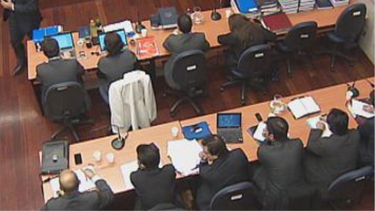 [27-F] Abogado de ex teniente del SHOA refutó imputaciones de la Fiscalía