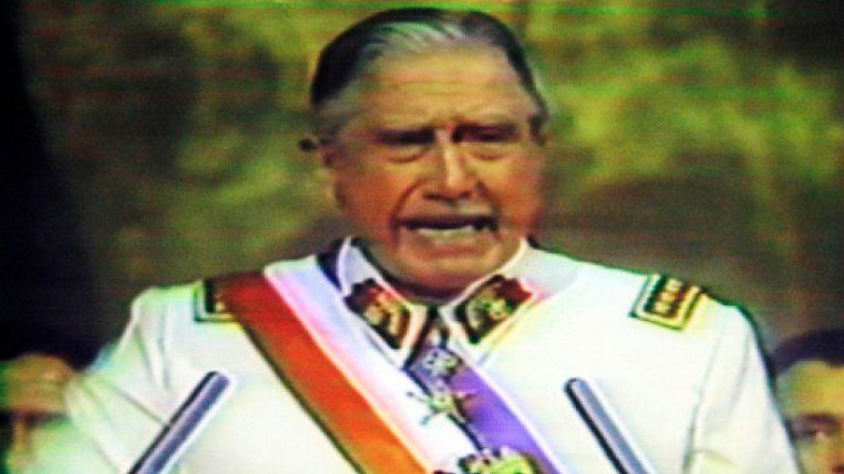 El día en que Pinochet se refirió al Caso Quemados
