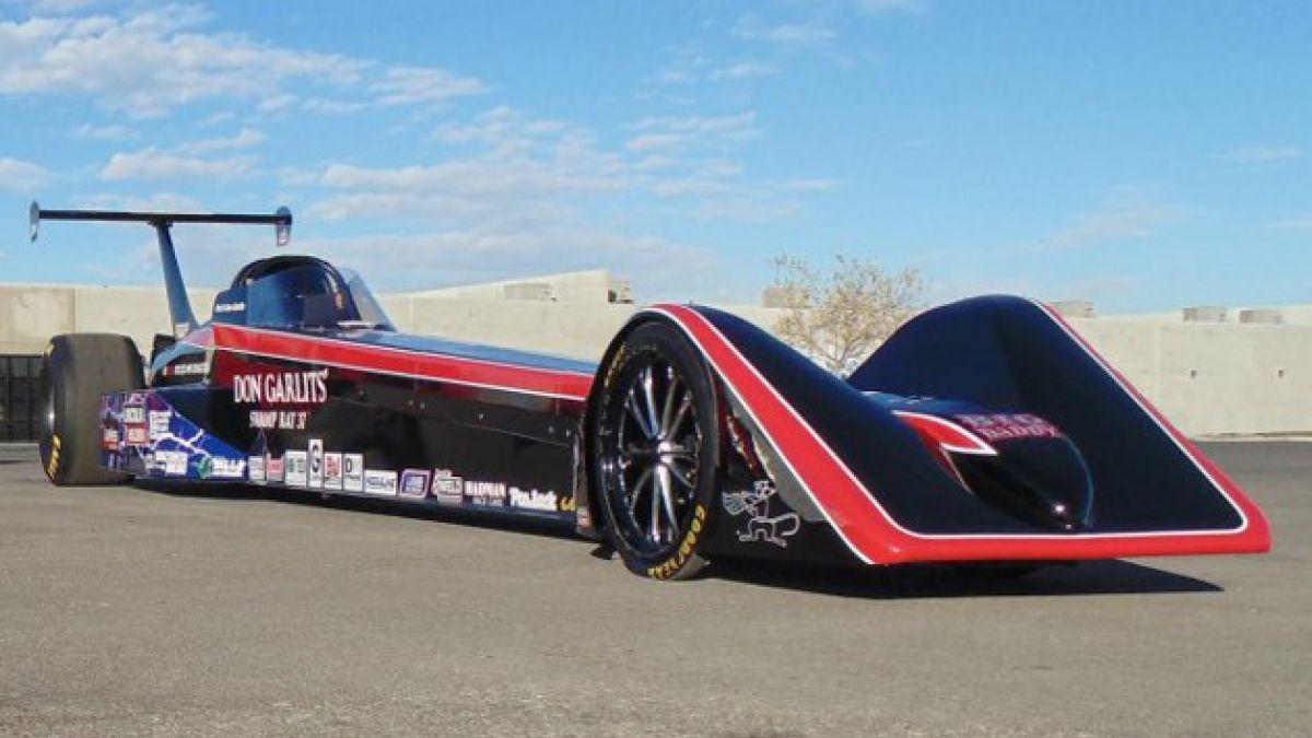 VIDEO: Un auto eléctrico de 2 mil caballos de fuerza que anda a 320 Km/h