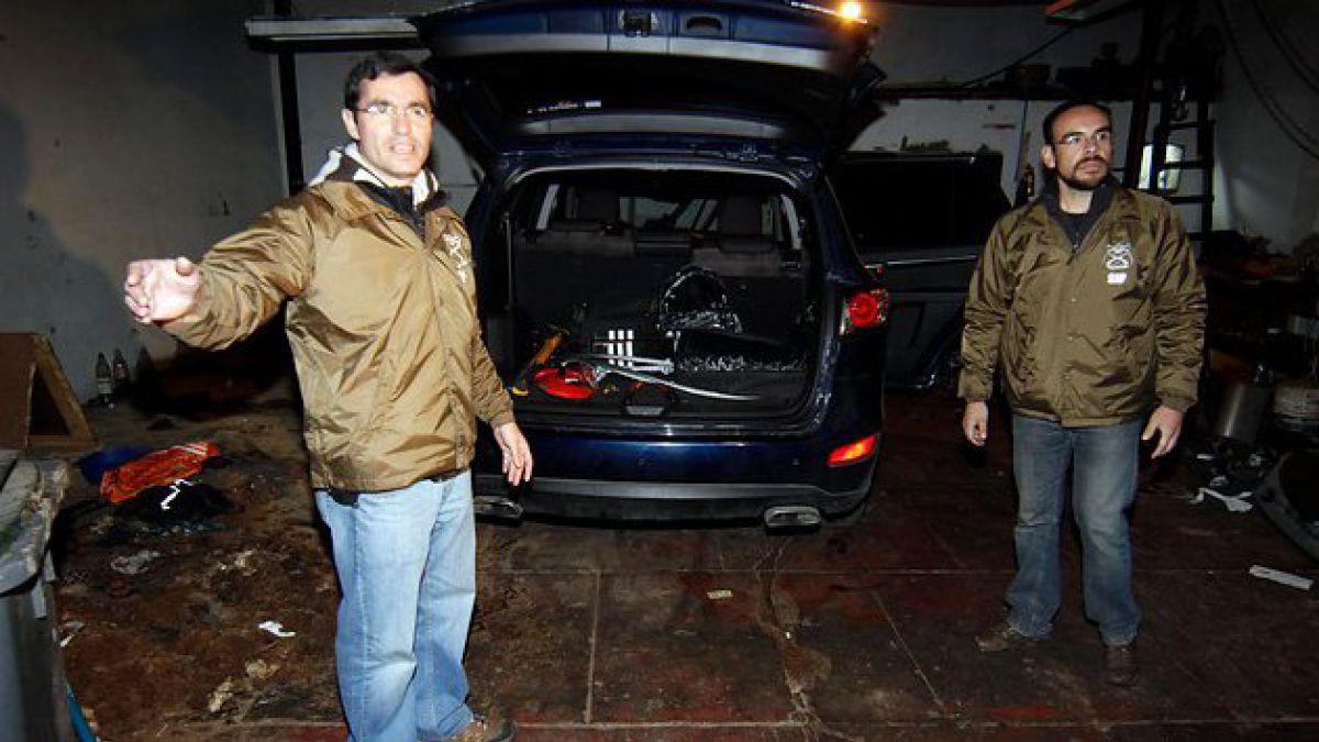 Balance: más de 32 mil vehículos fueron robados en 2012