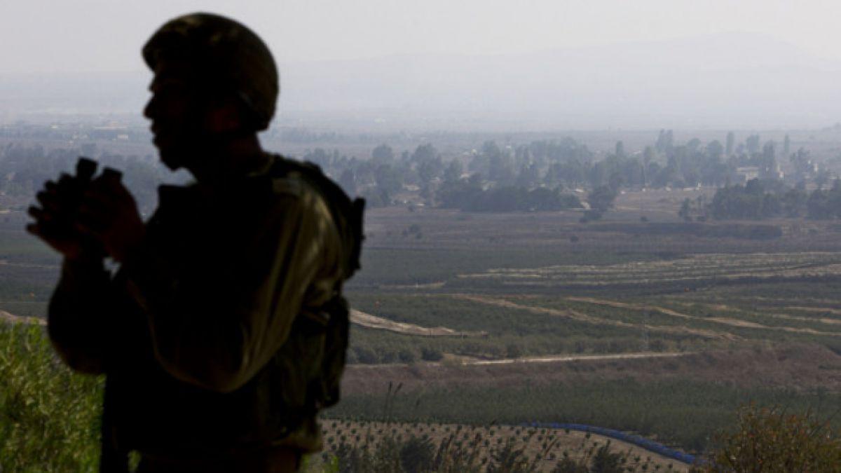 Israel derriba caza de combate sirio que ingresó en su espacio aéreo