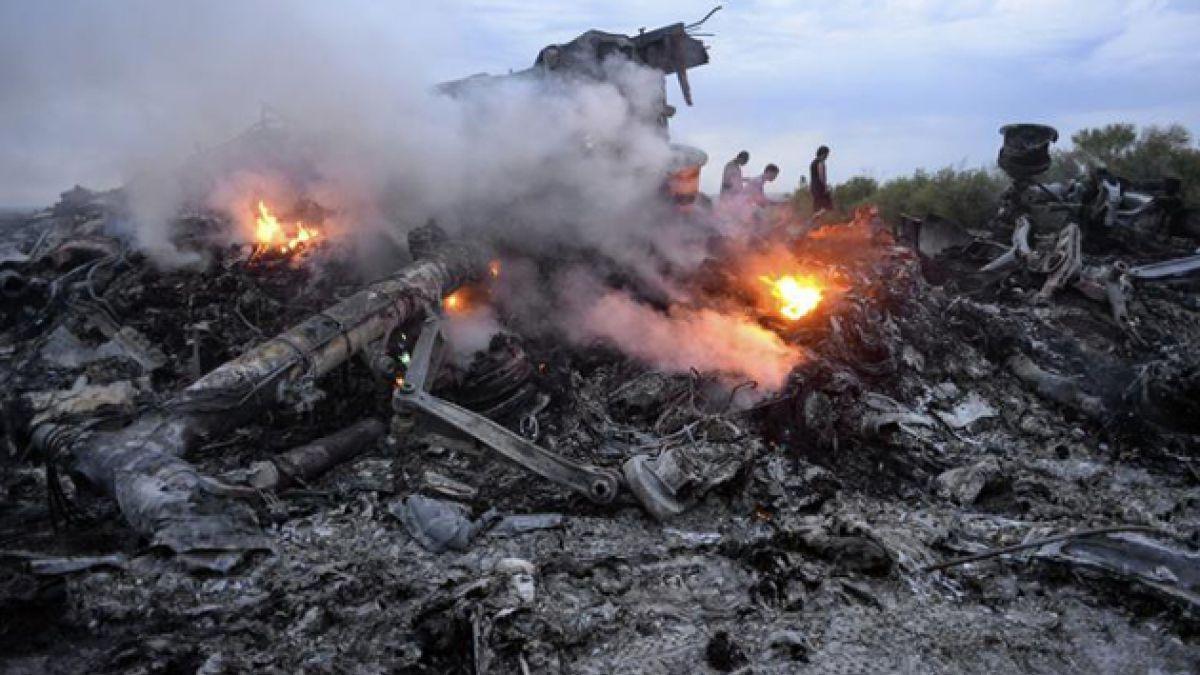 100 de los pasajeros muertos en avión derribado en Ucrania eran algunos de los mejores investigadore