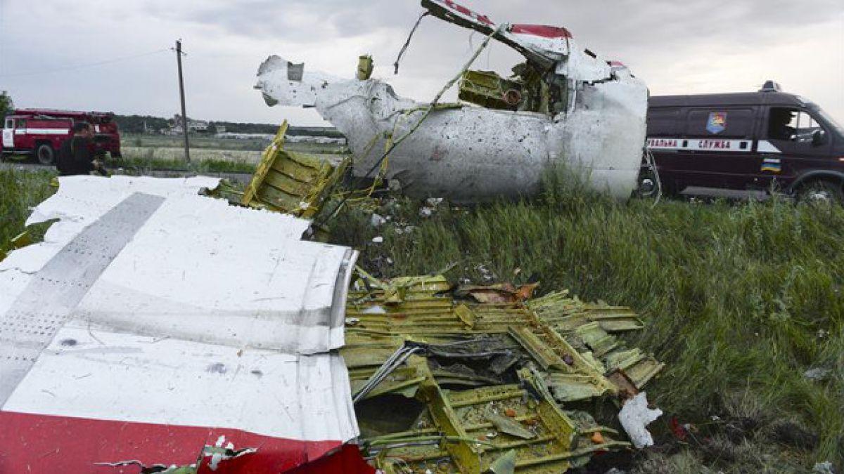 Autoridades exigen investigación internacional tras caída de avión en Ucrania y piden respuestas des