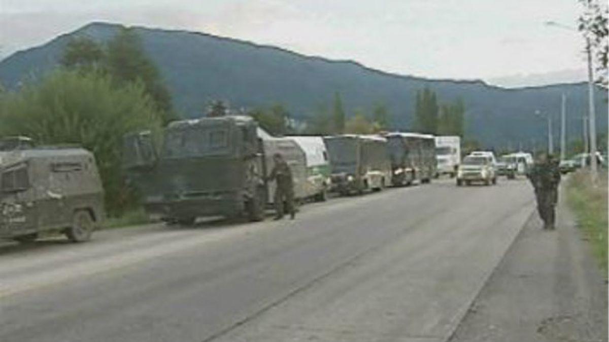 Trabajadores del cobre: Uso indiscriminado de la fuerza en Aysén es un portazo al diálogo