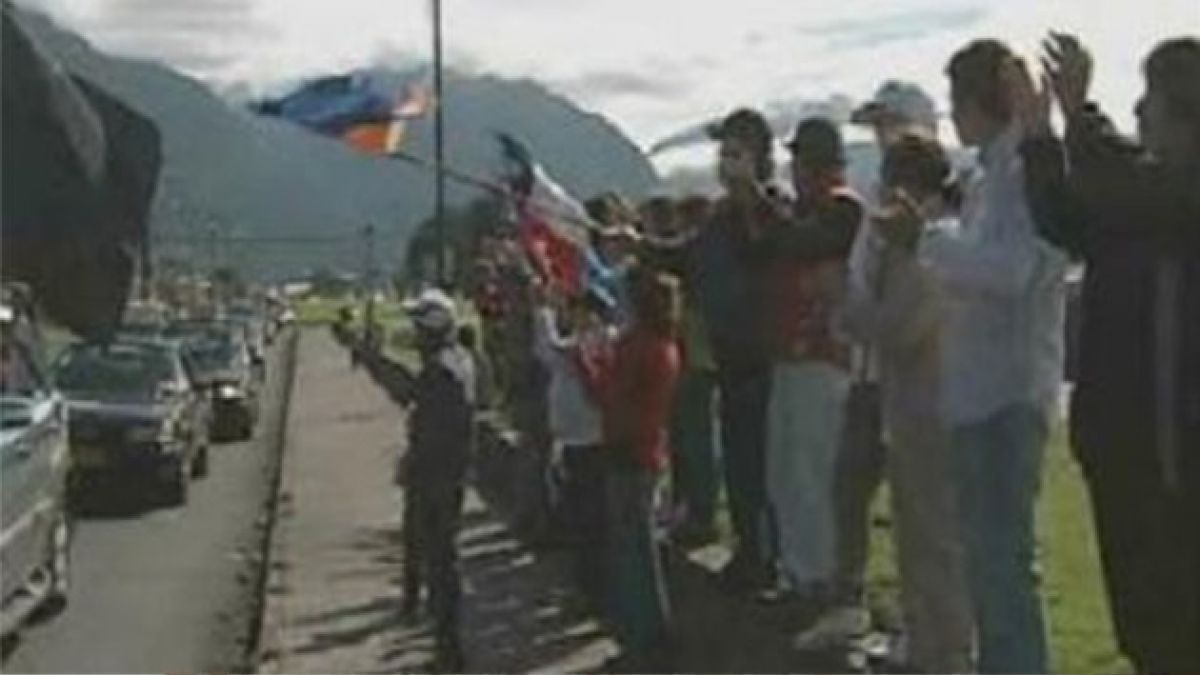Ley de Seguridad del Estado: Tribunal se declara incompetente de hechos ocurridos en otras comunas d