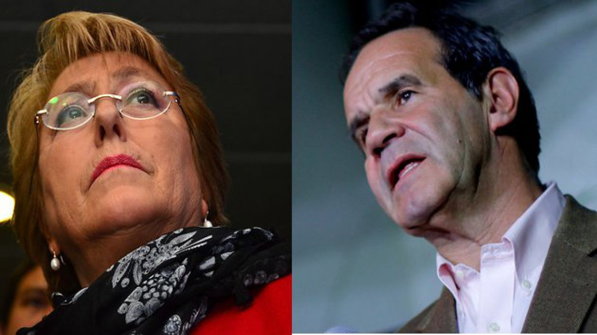 Encuesta MORI da por vencedores de las primarias a Bachelet y Allamand