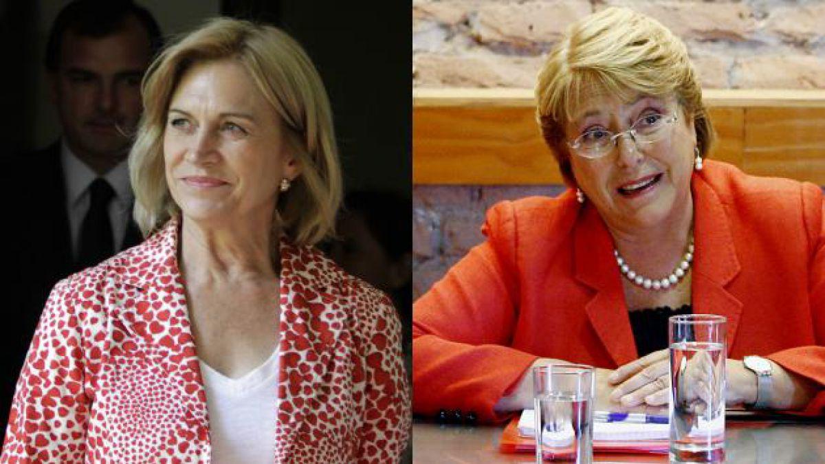 Hoy se efectúan los cierres de campaña de Bachelet y Matthei