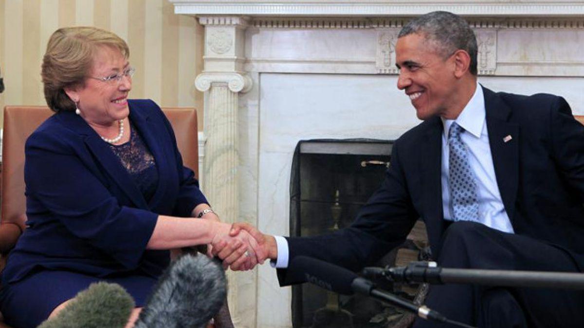 Barack Obama felicitó a la Roja por su espectacular paso por el Mundial