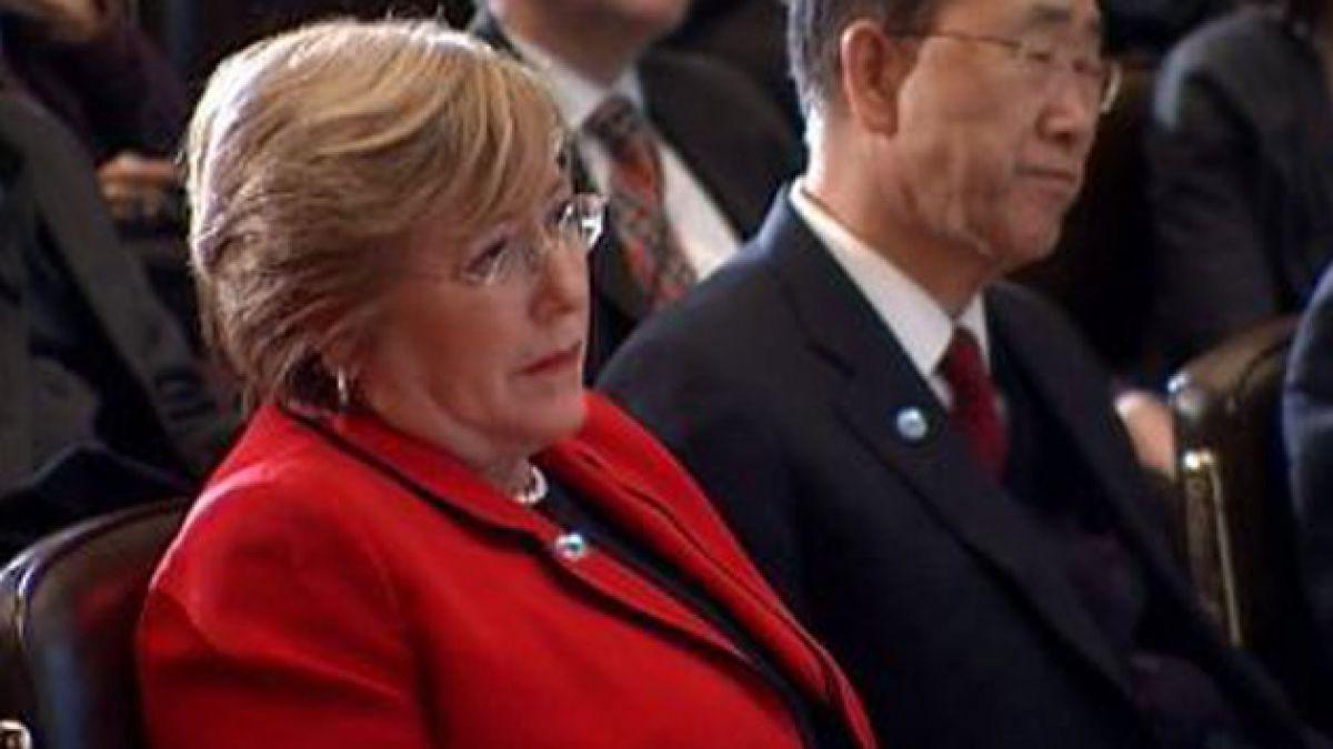 Críticas tras declaración de Bachelet sobre su voto en municipales