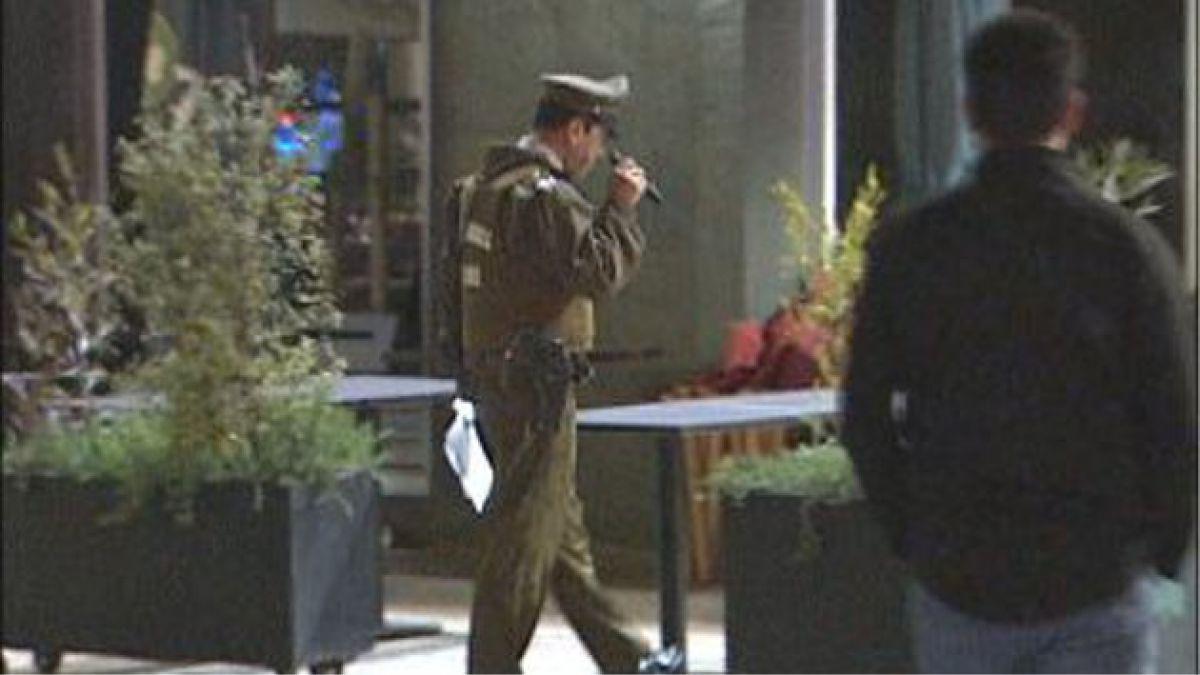 En grave estado permanece Miguelito tras ser baleado en Mall Plaza Norte