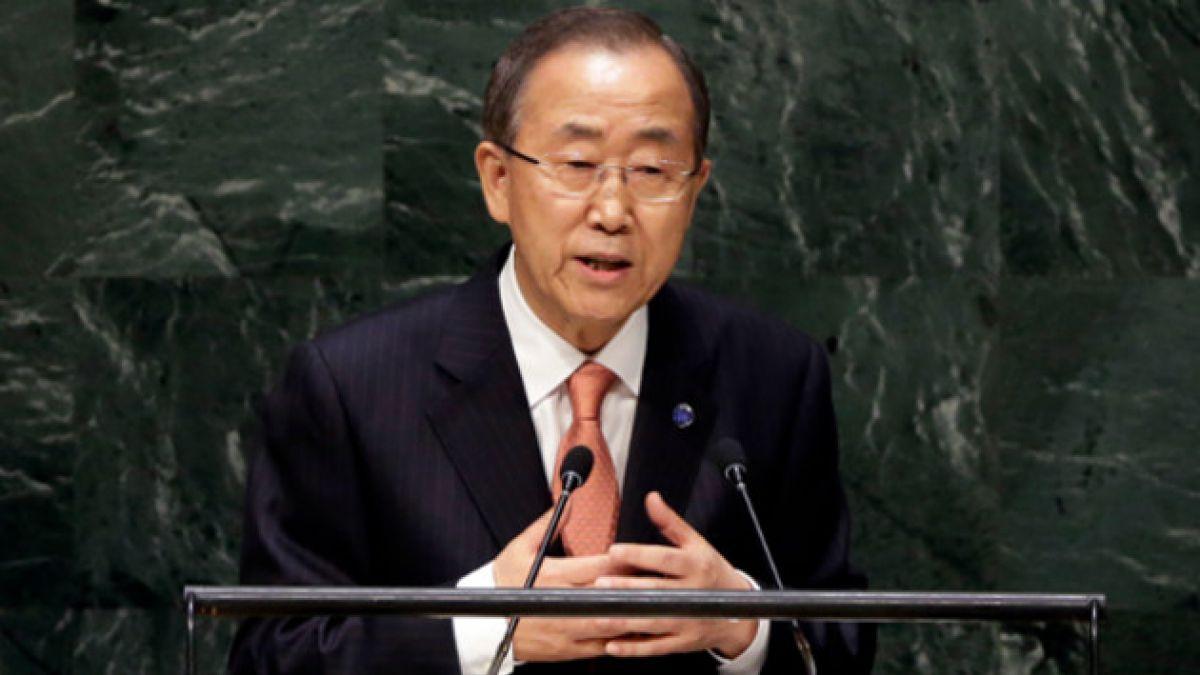 Ban Ki-moon pide resolver pacíficamente diferencias que se viven en Hong Kong