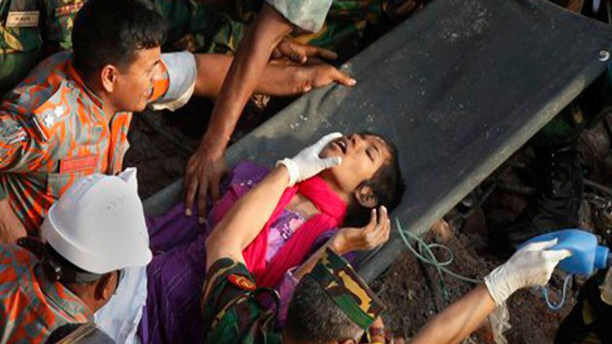 Bangladesh: Conmovedor relato de joven rescatada
