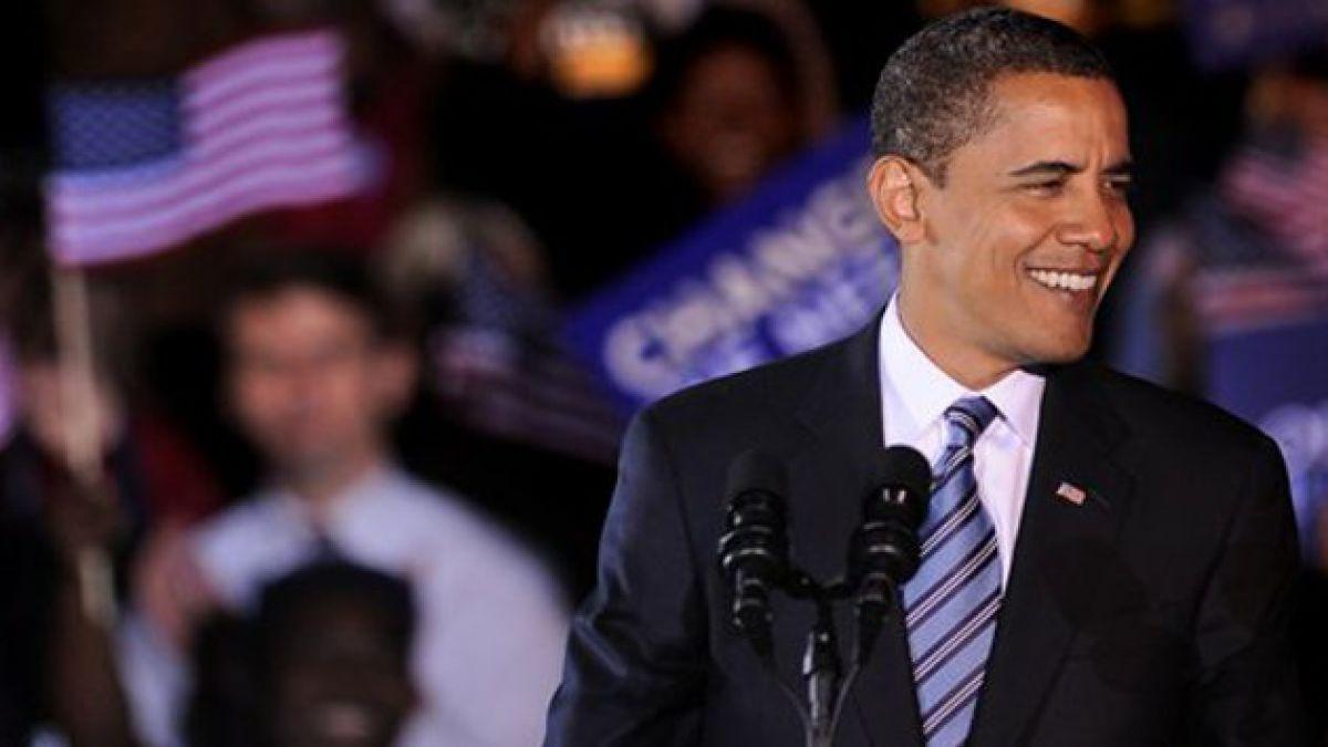 Barack Obama recauda 45 millones de dólares para campaña de reelección
