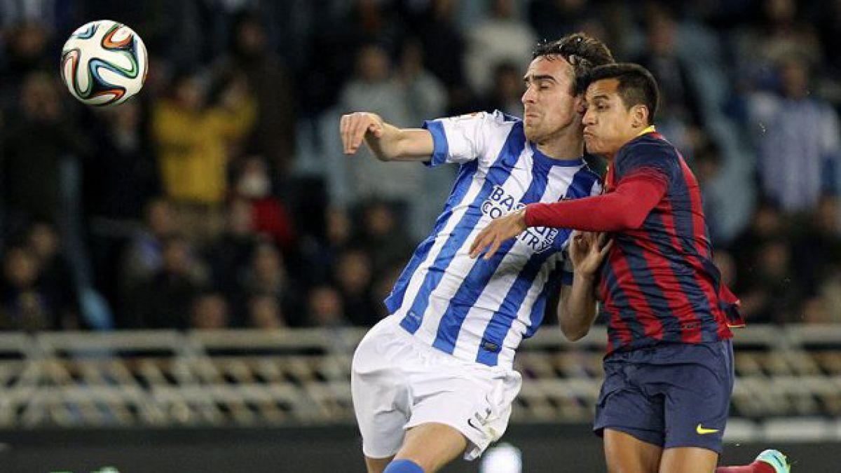 Barcelona golea al Celta de Vigo con tantos de Neymar y Messi