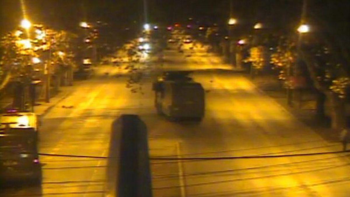 Barricadas e incidentes generan caos en varios puntos de Santiago