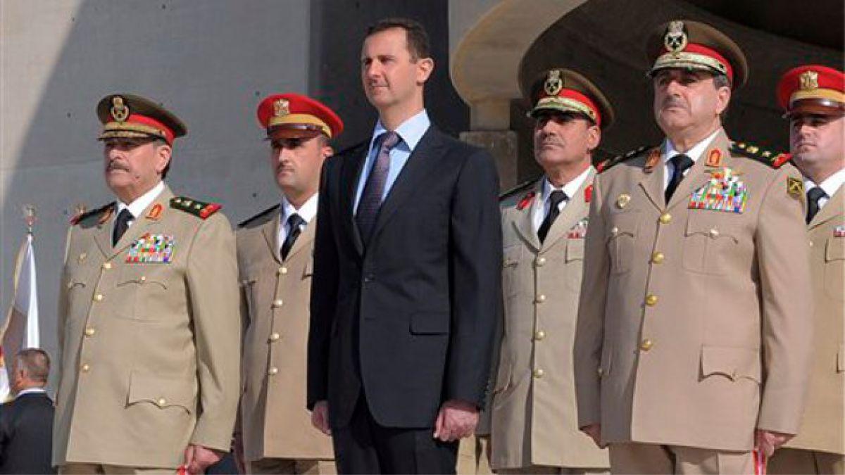 Al Assad asegura que Siria se defenderá ante cualquier agresión