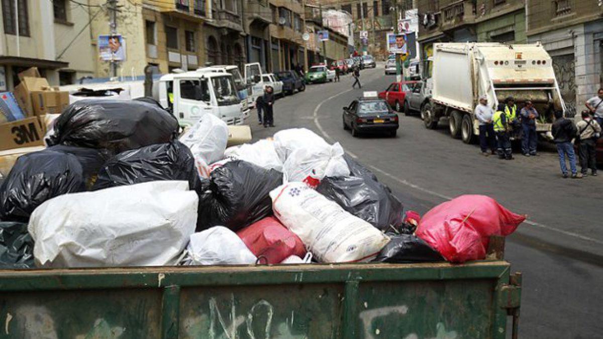 Decretan fin de Alerta Sanitaria por basura en Valparaíso