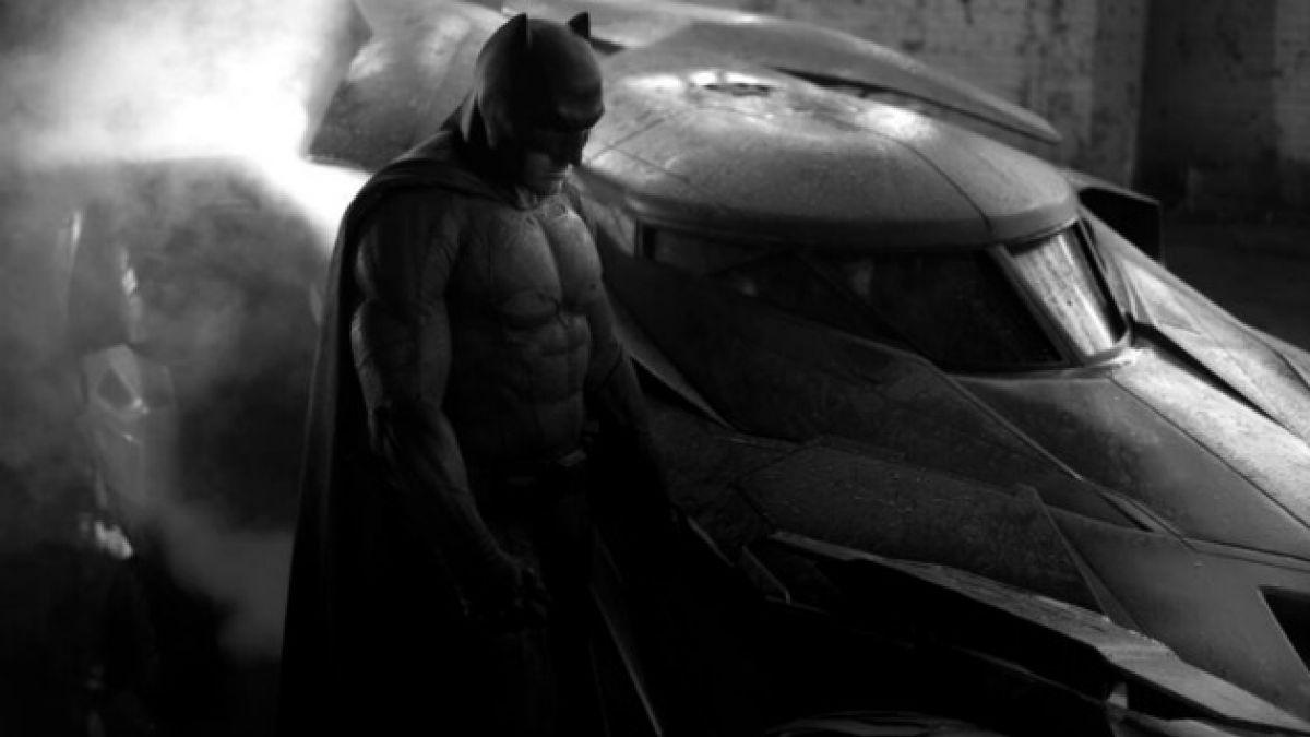 [FOTOS] Así luce Ben Affleck como Bruce Wayne, el álter ego de Batman