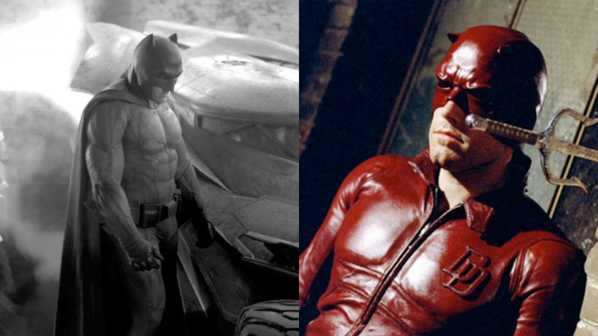 """La gran diferencia entre """"Daredevil"""" y """"Batman v Superman"""", según Ben Affleck"""