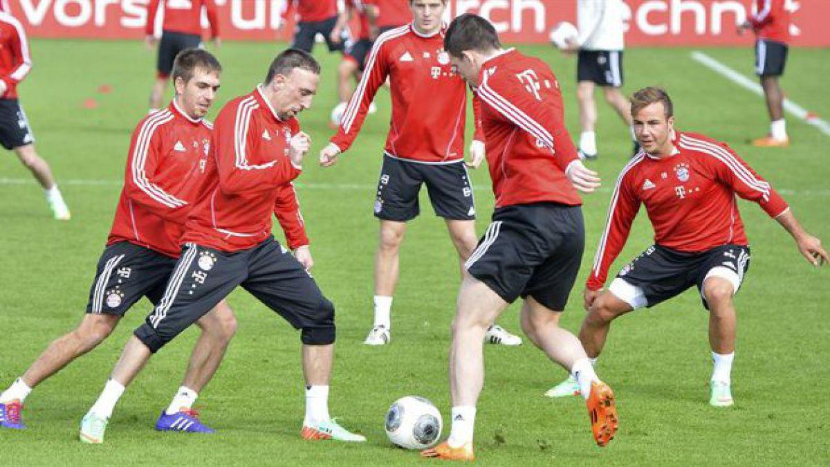 Eligen al Bayern Munich como el mejor club del 2013