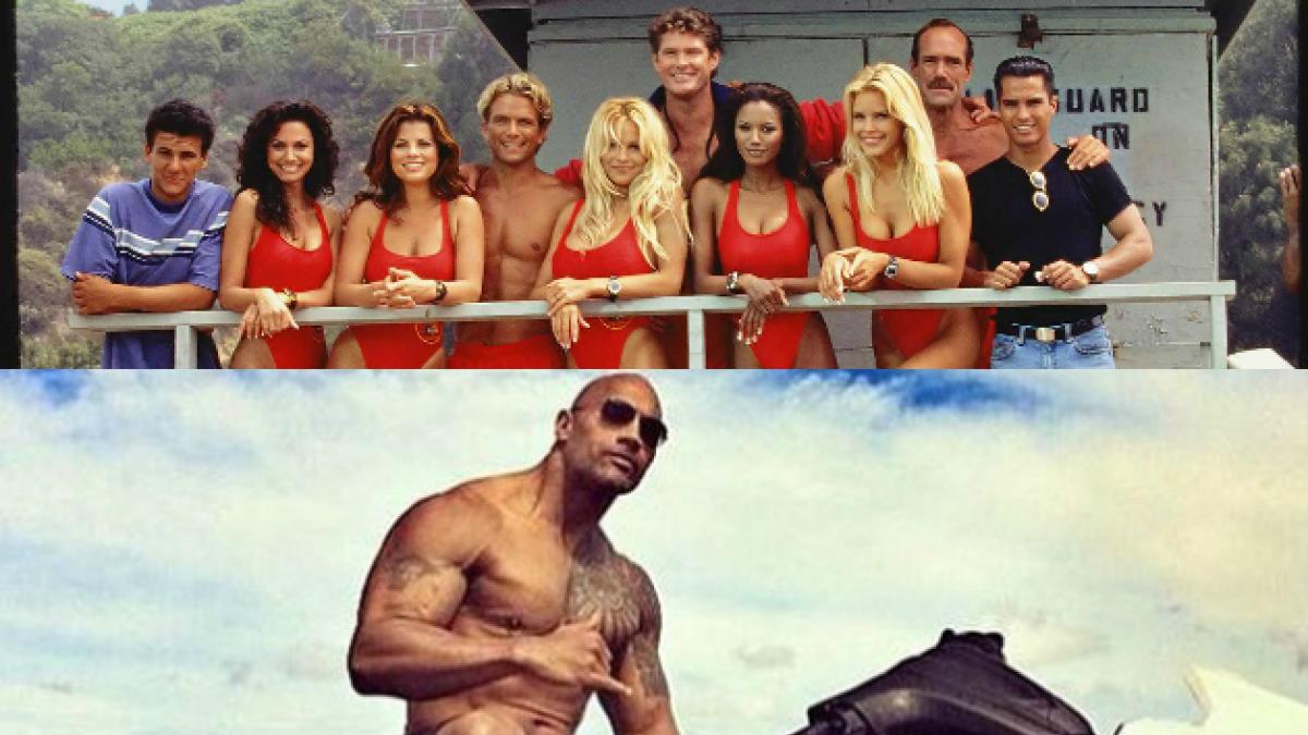 """Dwayne """"La Roca"""" Johnson protagonizará película de """"Baywatch"""""""