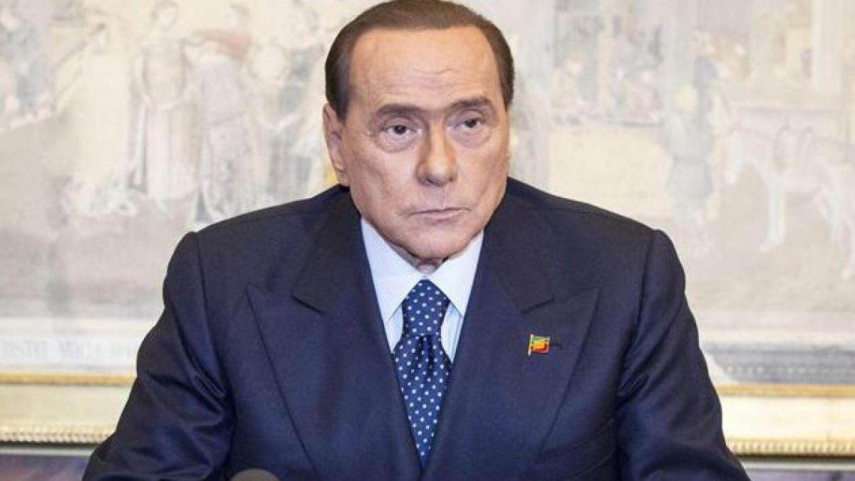 Berlusconi resucita Forza Italia y confirma apoyo al gobierno italiano