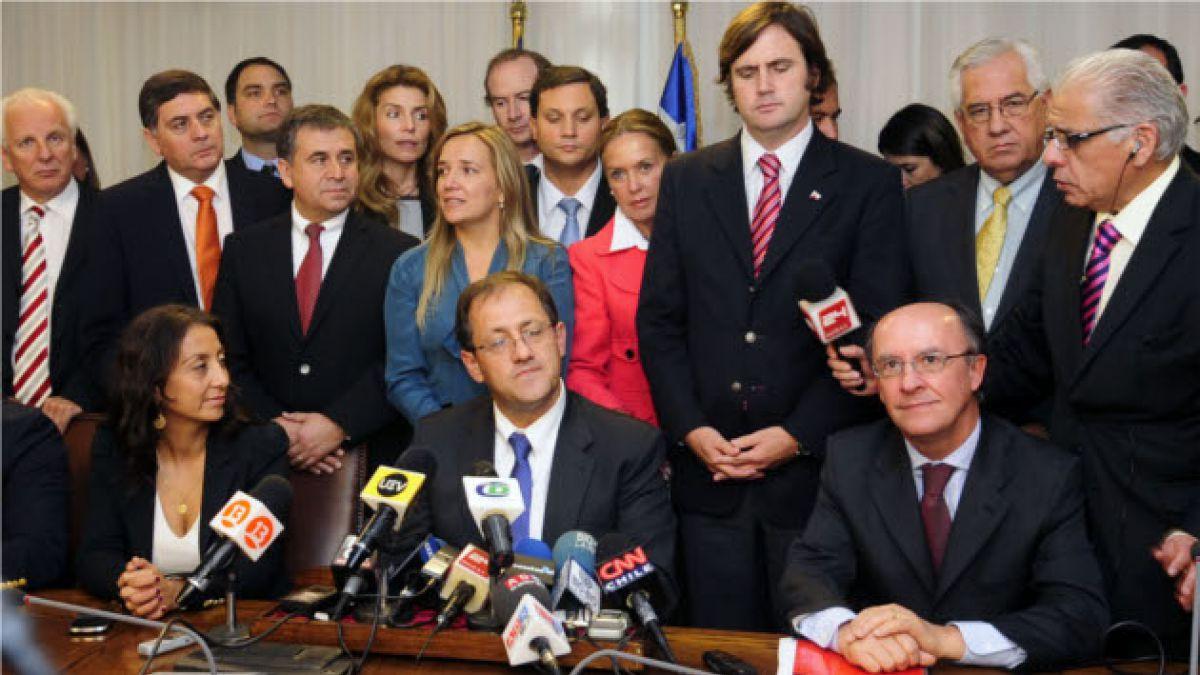 """Ministro Beyer por acusación constitucional: """"No hubo altura de miras"""""""
