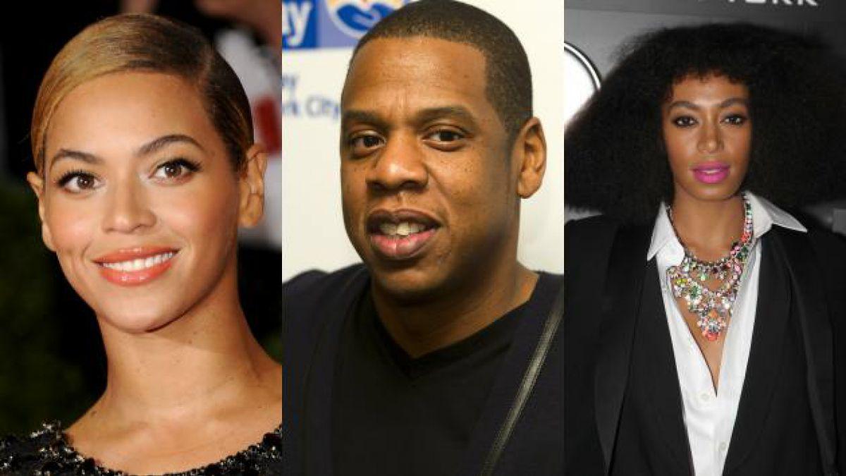 Cinco teorías que se barajan sobre la pelea de la hermana de Beyoncé y Jay-Z