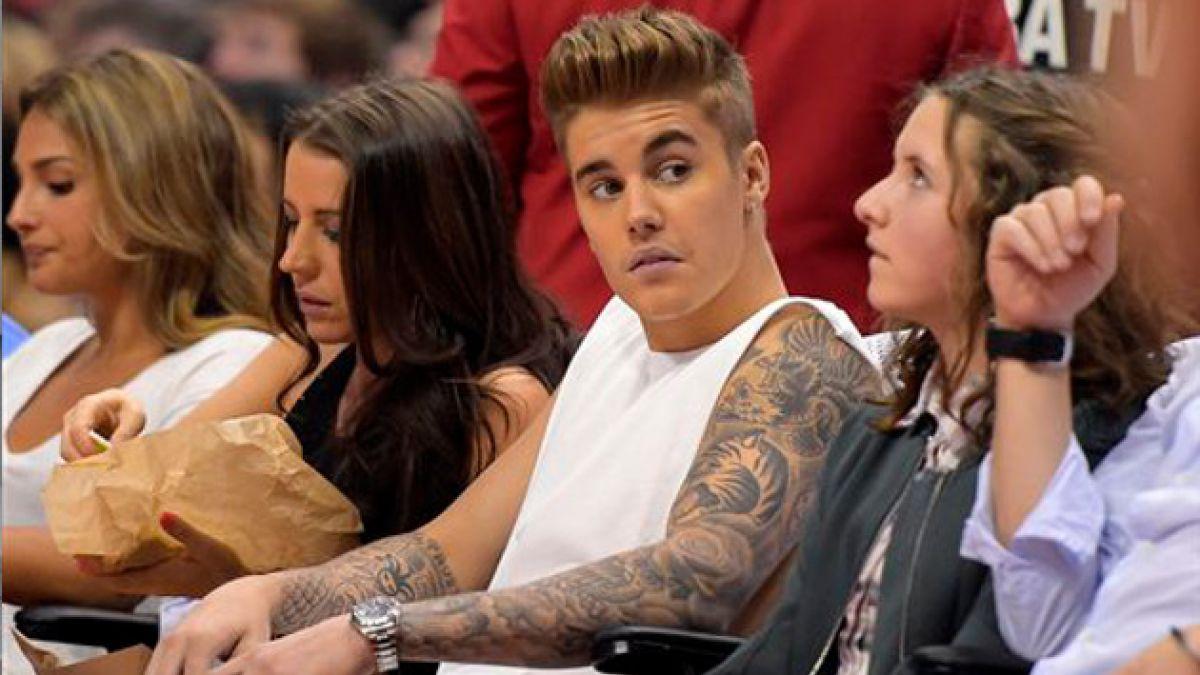 Así enfrentó a la justicia Justin Bieber tras su detención