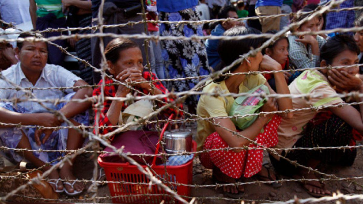 Birmania liberará a más de 3.000 presos para fomentar estabilidad